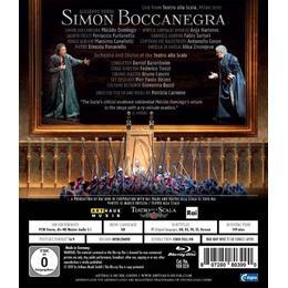 Verdi: Simon Boccanegra (Arthaus: 108039) [Blu-ray] [2012]